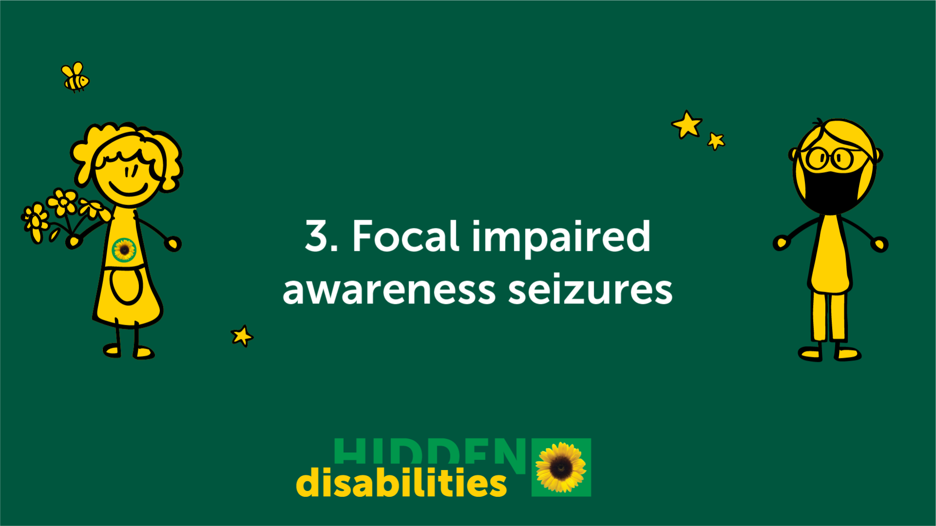 Focal impaired awareness seizures