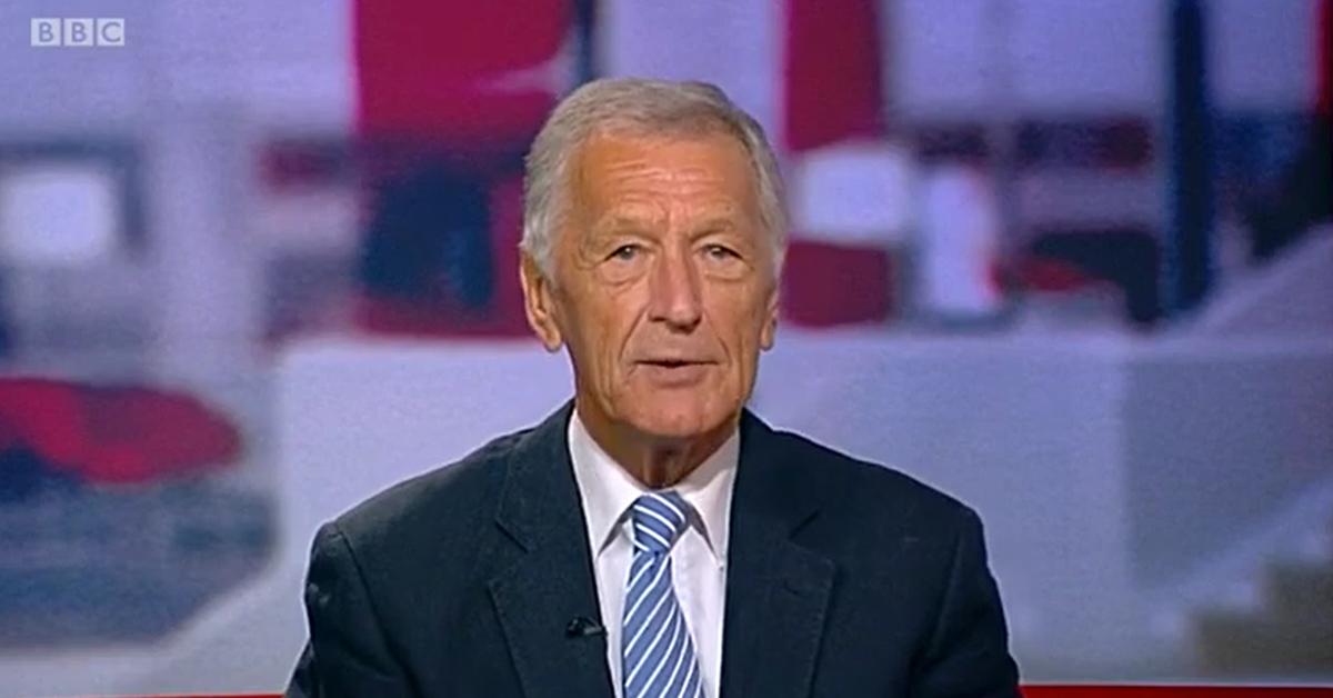 Image of BBC presenter