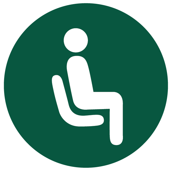 Need a seat icon