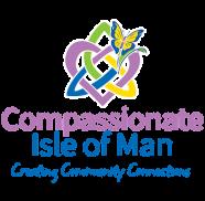 Compassionate Isle of mMan logo